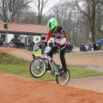 Eerste BMXTrofee west competitie voor fietscrossers FCC Barendrecht