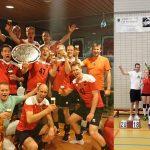 Volleybal Spirit Meisjes A en Heren 4 Kampioen!