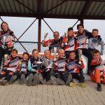 Zuid Hollands Kampioenschap BMX op nieuwe fietscrossbaan bij FCC Barendrecht