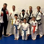 Top prestaties door Him Yong Gi leden op het NK Tang Soo Do - Karate