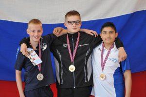 NK-medailles voor ZPB-zwemmer Bas Blanker