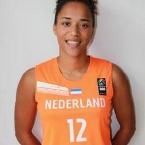 Jamailah Adams keert terug bij Barendrechtse basketbaldames team 4Consult/Binnenland