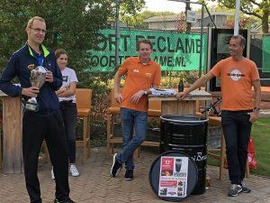 Geslaagde Clubkampioenschappen bij TV Barendrecht