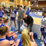 Linda Appers assistent coach bij basketbalvrouwen 4Consult/Binnenland