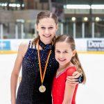 Kunstrijdster Dani Loonstra pakt titel Gewestelijk Kampioene Zuid-Holland in debuutjaar Junioren
