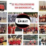 Volleybalseizoen bij Spirit is weer begonnen: Volleybalvereniging C.V.V. Spirit is voor iedereen!