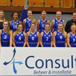 Basketbalsters 4Consult/Binnenland verliezen van Loon Lions