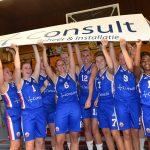 Basketbalvrouwen CBV Binnenland door het oog van de naald