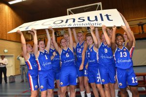 Basketbalvrouwen 4Consult/Binnenland (CBV Binnenland, 2018 - 2019)