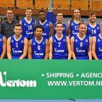 Basketbalheren Vertom/Binnenland (CBV Binnenland, 2018 - 2019)