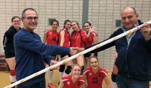 Volleybalvereniging Spirit heeft een nieuw 'maatje'!