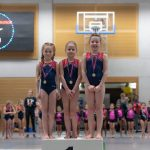 Medailles bij Mini Tuco Gymnastiekvereniging Barendrecht