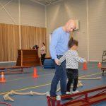 Funky judo is begonnen bij JCR judo: Sportief leren bewegen