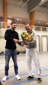 Harro Tamerius ook volgend jaar coach KV Vitesse