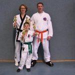 Topprestaties in Duitsland voor Barendrechtse karateclub Him Yong Gi