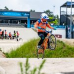 Lucas Faling gekwalificeerd voor het WK BMX in Zolder (België)